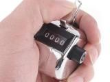 厂家直销手动计数器/金属计数器/点数器/手按计数器