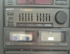 怀旧 索尼B50CD小型组合音响低价转让