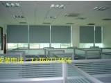 北京LOGO窗帘定做广告手工印制印字喷绘办公卷帘上门测量