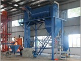 玻化微珠保温砂浆设备 玻珠保温砂浆生产线 干粉砂浆成套设备
