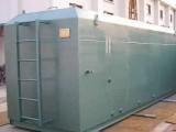 惠州污水处理工程之地埋式医院废水处理一体设备