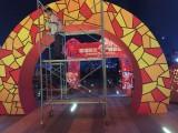 南宁专业木结构制作 搭建特装展台 展览工厂 一手价格