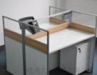 绍兴办公桌4人位 现代办公桌4人工作位带柜子办公桌