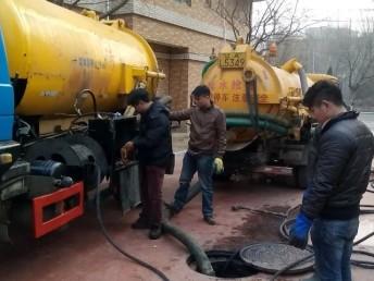 上海各区专业管道清洗公司 市政管道清洗 抽粪抽泥浆化粪池清理