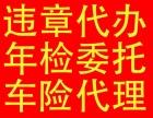 武汉代办违章 年检 委托书 保险 五年车务 信誉好