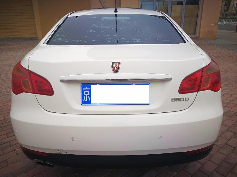 转2009年荣威550D,1.8T手动,国四排放,无事故