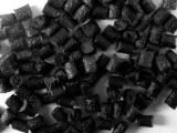 pbt增强再生料黑色工程料颗粒