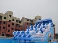 水上漂浮物玩具儿童水上乐园水上闯关充气水池游泳池各种款式