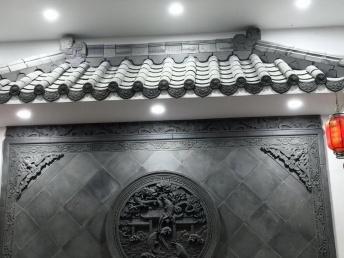 新中式复古建筑材料