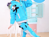 2014秋新外贸童装 韩版抓绒童套装 儿童卫衣长裤两件套装 运动