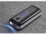 乔威5600毫安 三星 苹果移动电源 便携手机充电宝大容量电池