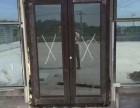 沈阳玻璃门厂家定做维修沈河区玻璃门 换地弹簧