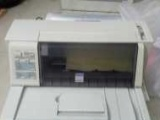 二手针式快递单出货单票据打印机复印机批发出售