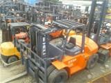 张家界二手叉车市场,二手合力5吨叉车