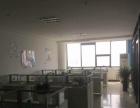 华城国际200平东南向带隔断办公家具实勘图看房随时
