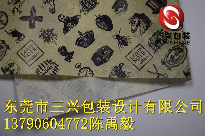 东莞优质童装拷贝纸印刷/棉纸印刷