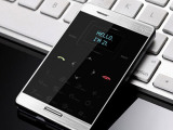 触控迷你新款2014超薄最薄最小袖珍超小MP3音乐卡片手机厂家批