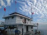 渔船专用风力发电机改进新产品5000w参数及价格