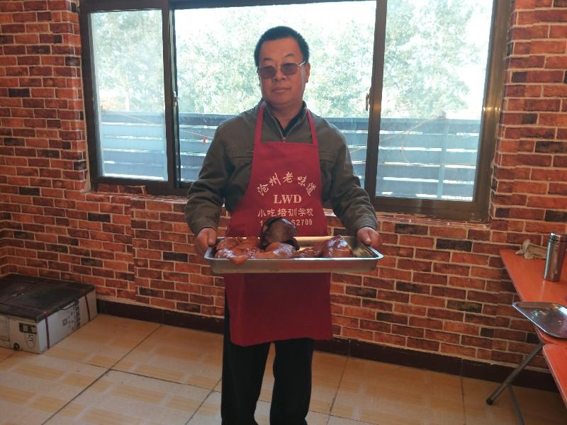 沧州卤煮下水熟食卤煮鸡技术培训教学