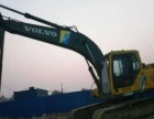 转让 挖掘机沃尔沃个人挖机停工转让手续齐全