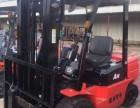 盐城九成新二手杭州3吨叉车 价对外批发零售,中国二手叉车网