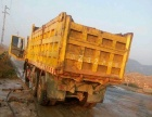 工程抢险车红岩杰狮6米2自卸车