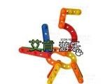 百变塑料拼插积木 益智木质玩具、桌面玩具