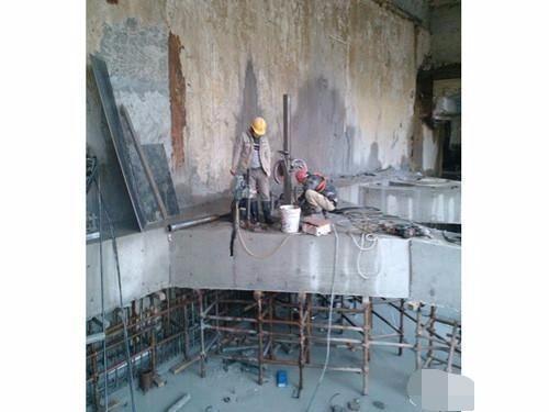 宁波切割混凝土墙体门洞楼梯洞窗洞大梁柱子路面开槽采光洞切墙