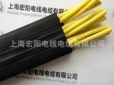 行车扁电缆 行车控制电缆 行车扁电缆多少钱一米 扁平电缆批发