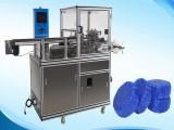 厂家直销浙江义乌蓝泡泡水溶膜洁厕宝洁厕灵马桶清洁剂包装机