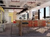 嗨空间设计工业风办公室欣赏