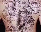 广州最好的纹身店 星影刺青 招纹身模特啦!名额有限!
