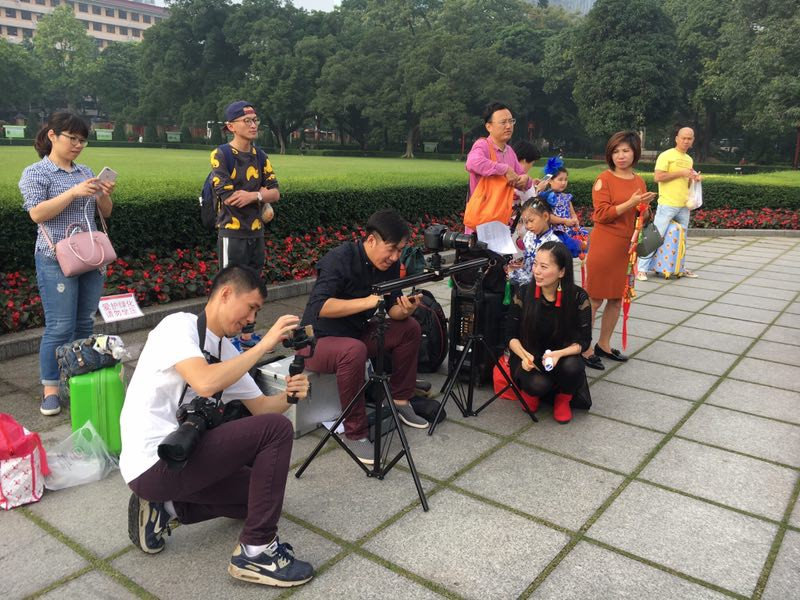 广州摄影摄像 广州拍摄制作 广州录音棚 专人指导