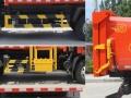 厂家直销 国五侧装大运压缩式垃圾车