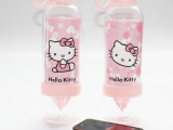 hello kitty柠檬杯成人款塑料柠檬水杯子果汁杯KT猫柠檬