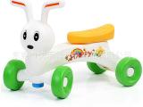 可爱小兔子儿童推车 ABS塑胶防摔儿童推车 精美环保推车