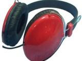 厂家直销头戴式耳机,电脑耳机,海棉套耳机