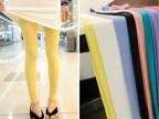 2014夏季打底裤薄款 新款糖果色打底裤铅笔裤显瘦小脚裤6002