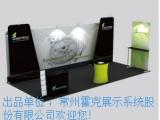 展位展示架 特装搭建展位展架 广交会环保特装布艺展位制作