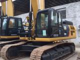 日照二手挖掘机卡特320 323和329 336低价出售