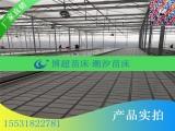 移动苗床在温室大棚中应用越来越广泛
