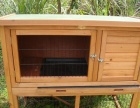 全新木制鸡笼兔笼格子笼猫屋仓鼠屋