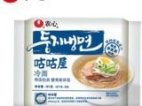 韩国进口版 农心咕咕屋拌冷面 方便面161g 速食泡面 食品