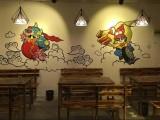 重庆烧烤店专业装修设计 斯戴特工装 免费设计满意为止
