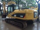 卡特320D二手挖掘机现批发价出售