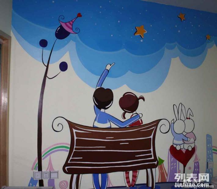 淄博艺溪墙体手绘公司