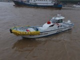 灵山兄弟钓鱼艇9米6钓鱼艇SW32游钓艇海上工作艇作业艇