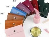 厂价直销新款可爱淑女卡包女士韩版银行卡包 真皮牛皮卡包 爆款