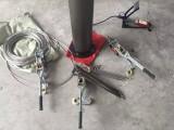 避雷针升降杆,避雷针升降器