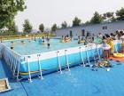 清凉一夏,水上乐园设备租赁水上冲关设备出售水上滑梯整体出租
